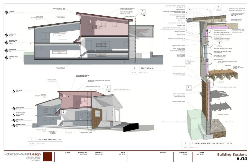 Architecture Case Study – Robertson+Walsh Design | SketchUp